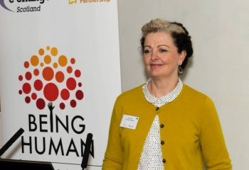 C Change Scotland - Being Human Conference 2017