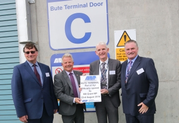 Associated British Ports & Cefetra Agribulk Terminal Launch