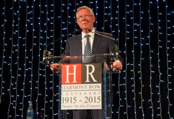 An Evening With Sir Alex Ferguson 2015