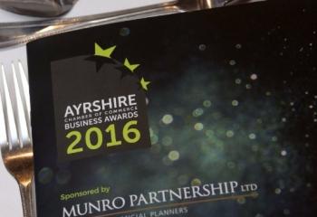 Ayrshire Business Awards 2016