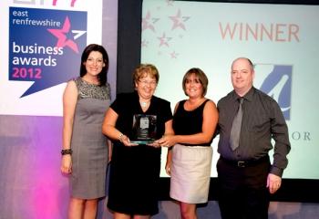 East Renfrewshire Business Awards 2012